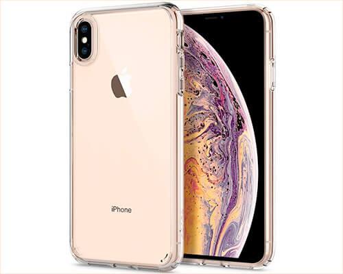 Spigen iPhone Xs Max Clear Case