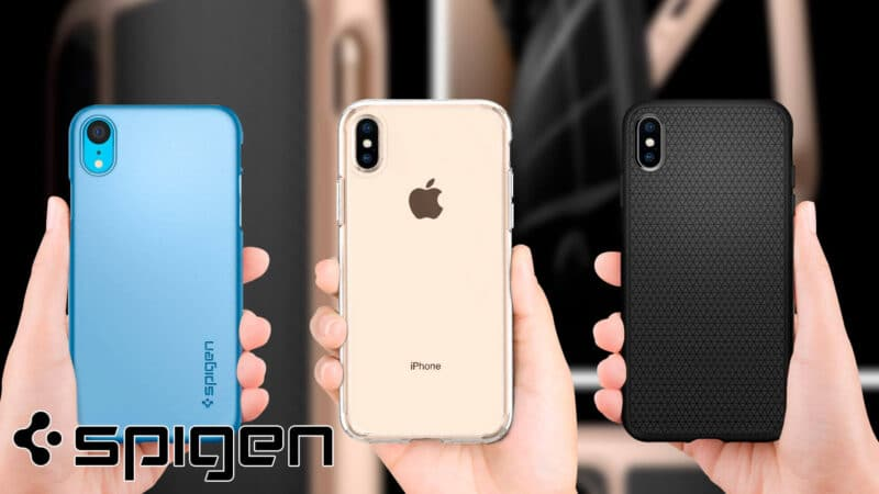 Spigen iPhone Xs Max, Xs, and iPhone XR Cases
