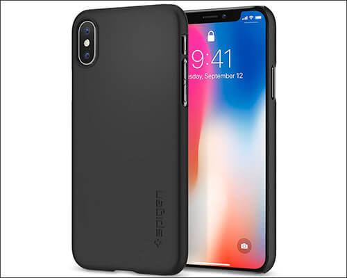Spigen iPhone Xs Slim Case