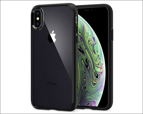Spigen iPhone Xs Wireless Charging Compatible Case