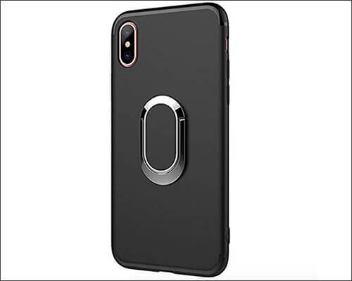 Spilay Ring Case for iPhone Xs Max