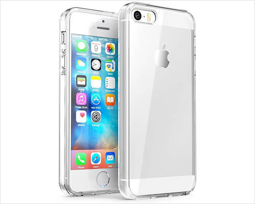 Splaks Clear Case for iPhone SE