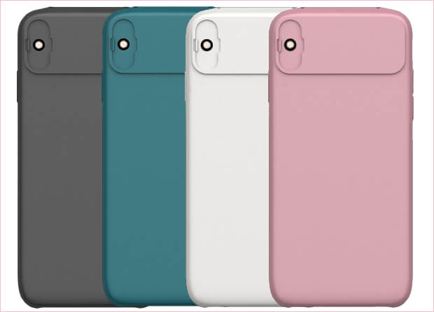 Spy-Fy iPhone Camera Privacy Case for iPhone X, Xs, and Xs Max