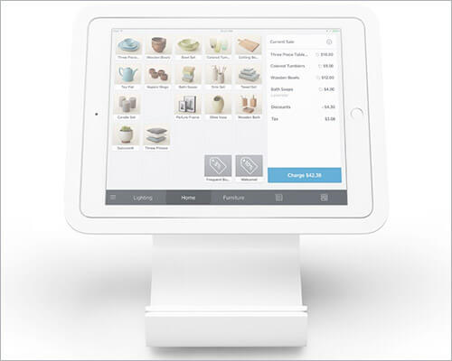Square POS Stand for iPad