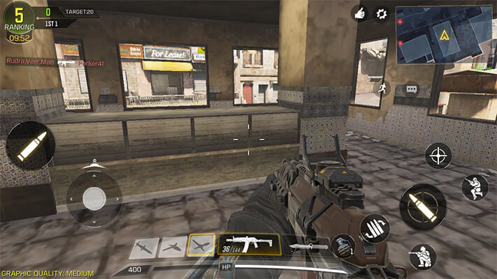 Standstill Call of Duty Mobile Tips and Tricks
