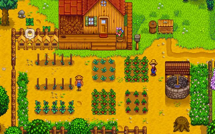 Stardew Valley Mac Game Screenshot