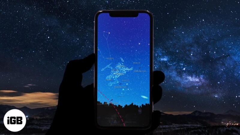 Best Stargazing iPhone and iPad apps