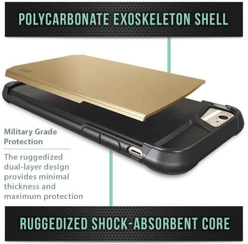 Stealth Armor Tough Case for iPhone 6