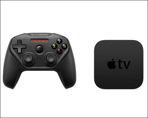 SteelSeries Gaming Controller for Apple TV 4K
