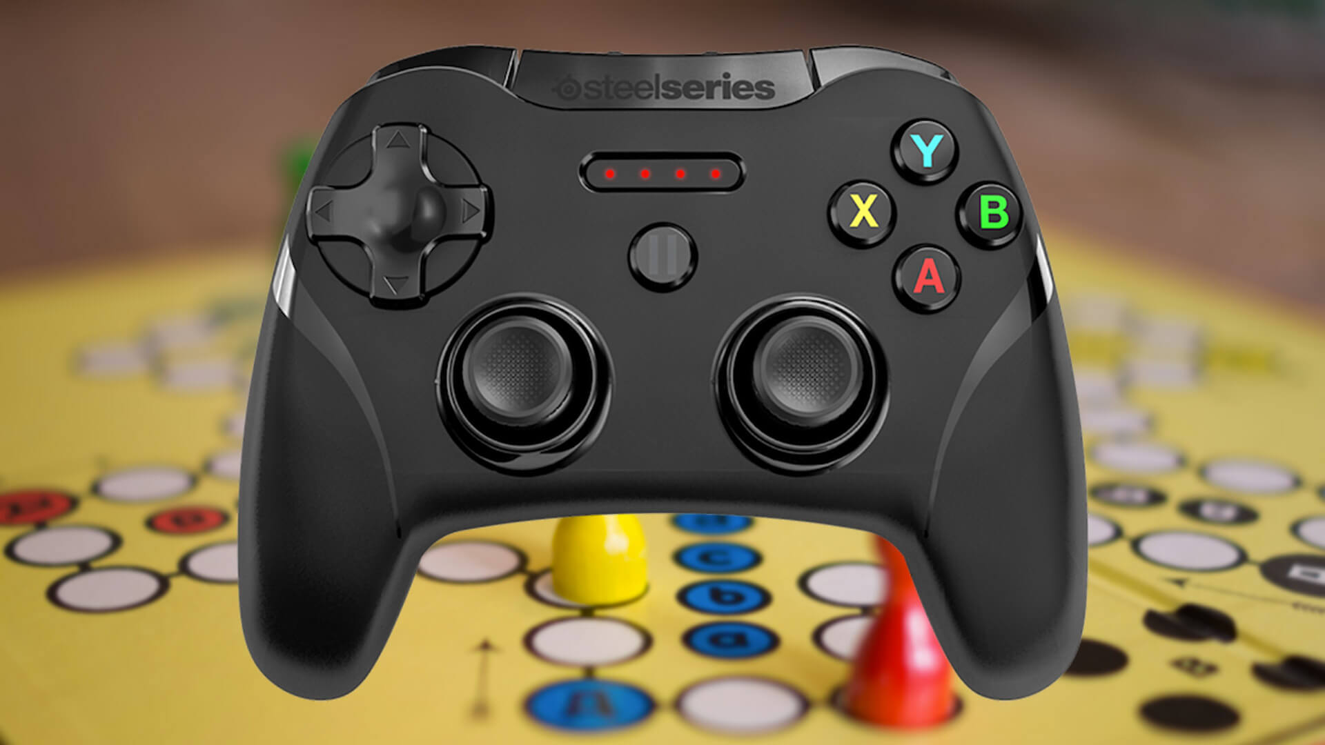 SteelSeries Nimbus Gaming Controller for iPhone Xs Max, Xs and iPhone XR