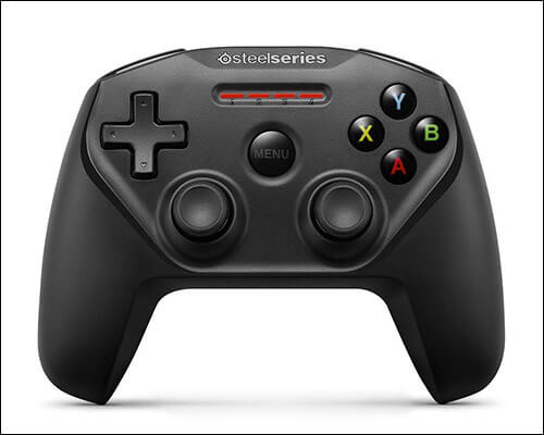 SteelSeries Nimbus Wireless Gaming Controller for Apple TV, iPhone, and iPad