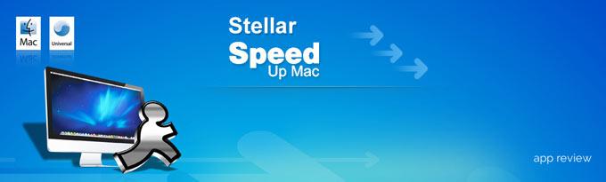 Stellar Speedup For Mac Review