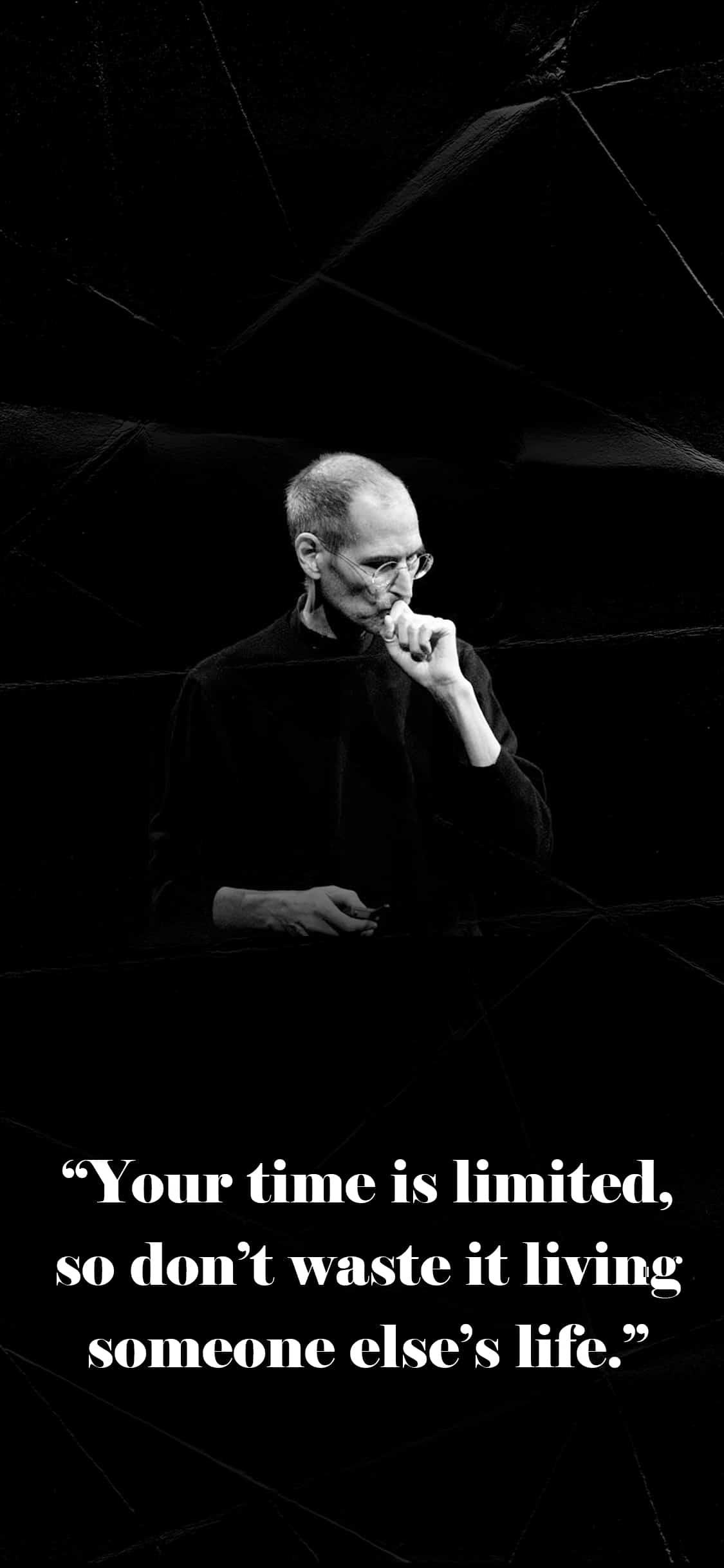 Steve Jobs Inspiring quote 1