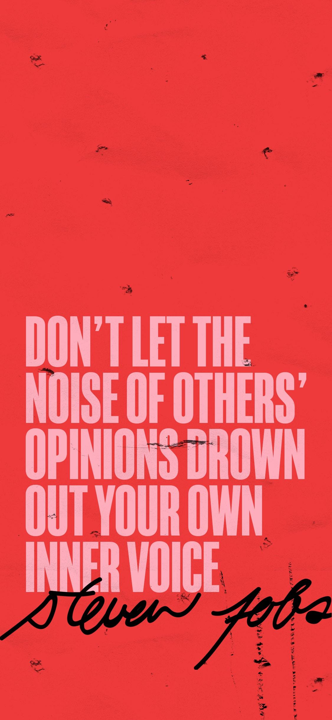 Steve Jobs Inspiring quote 10
