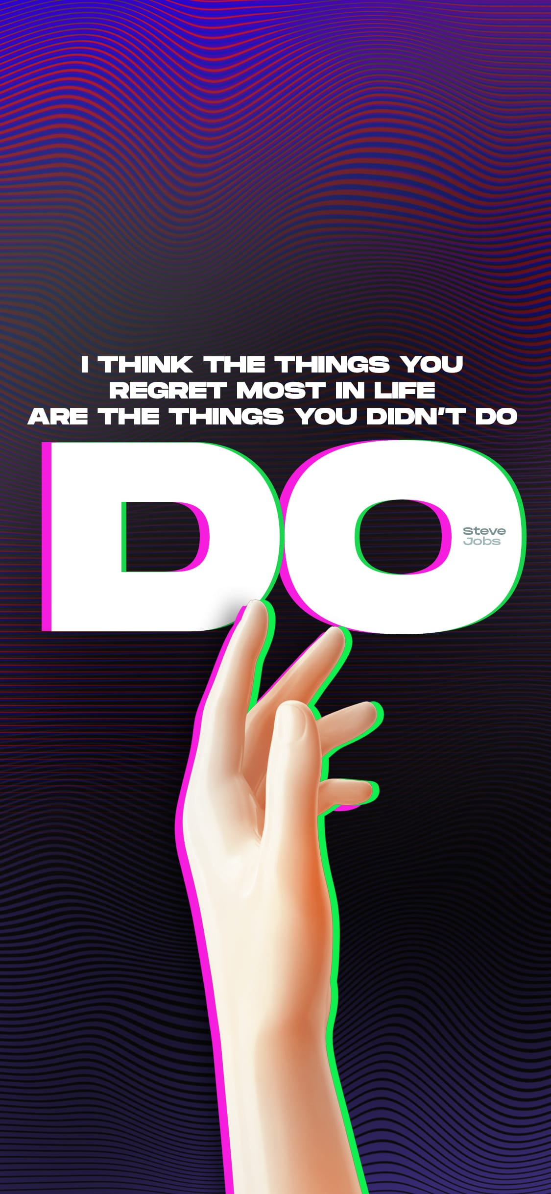 Steve Jobs Inspiring quote 4