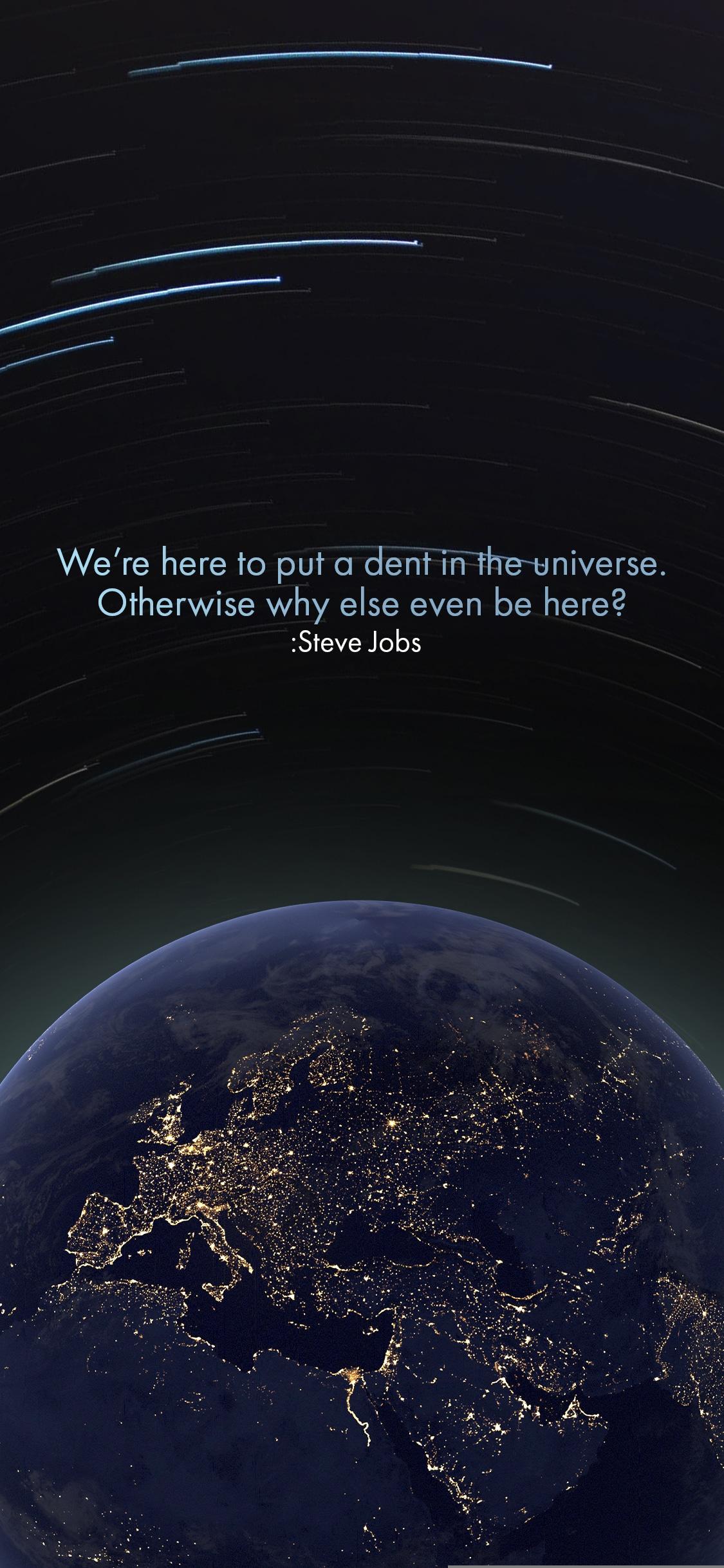 Steve Jobs Inspiring quote 6