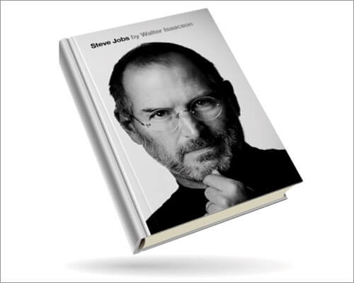 Steve Jobs by Walter Issacson must read book about Apple