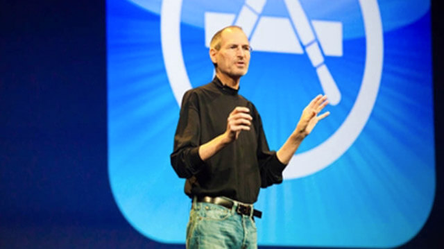 Steve Jobs introduces App Store in WWDC 2008