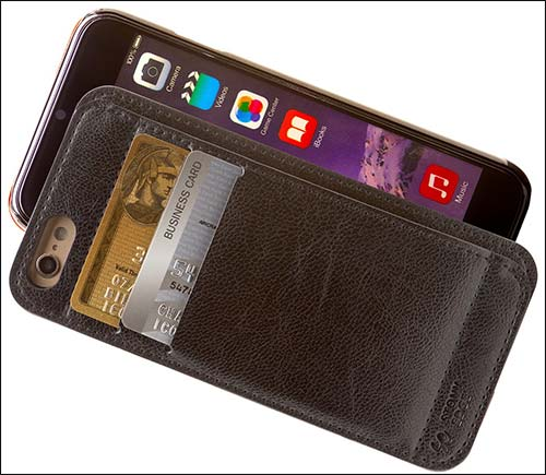 Stony-Edge Wallet Case for iPhone 6 Plus