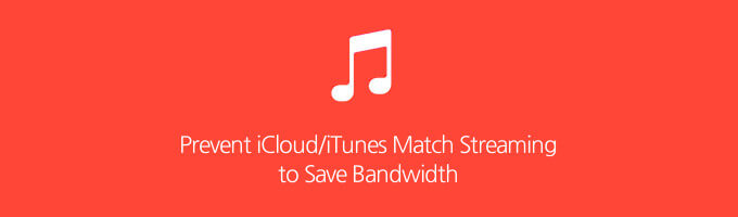 Stop iCloud Songs Streaming In the Music App & Prevent Data Loss