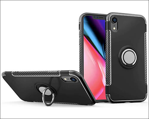 Sunnyw Ring Case for iPhone XR