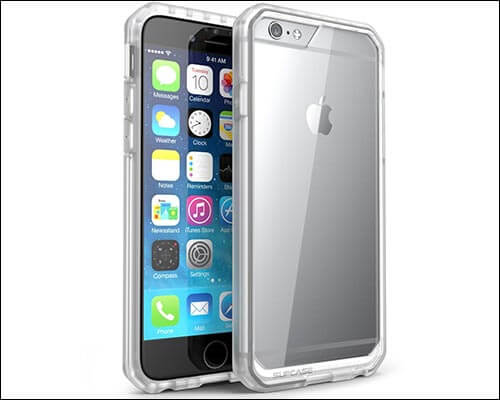 Supcase iPhone 6 Plus Clear Case