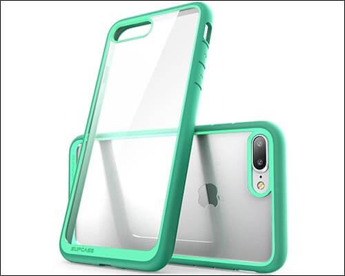 Supcase iPhone 8 Plus Transparent Case