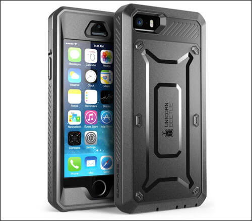 Supcase iPhone SE Case