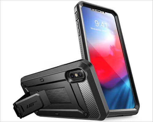 Supcase iPhone Xs Kickstand Case