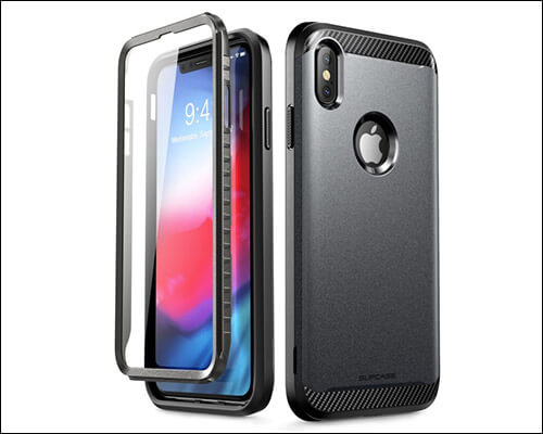 Supcase iPhone Xs Max Wireless Charging Support Case