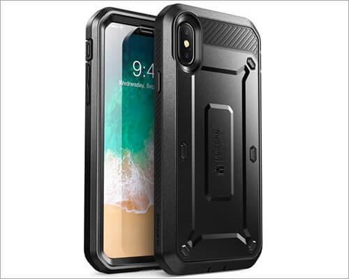 Supcase iPhone Xs Military Grade Case