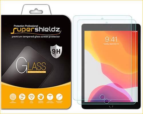 Supershieldz 10.2-inch iPad 7 Screen Protector