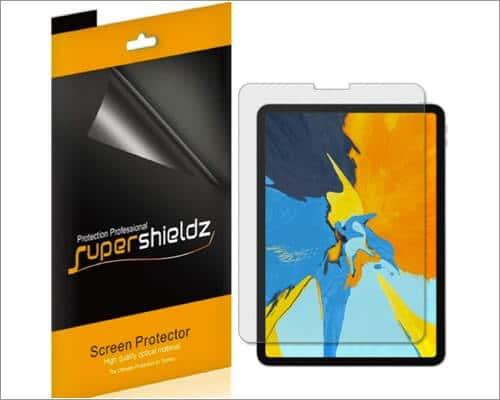 Supershieldz Anti Glare Screen Protector for 11-inch iPad Pro 2nd Gen