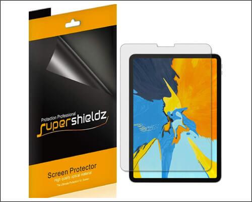 Supershieldz Screen Protector for iPad Pro 11-inch