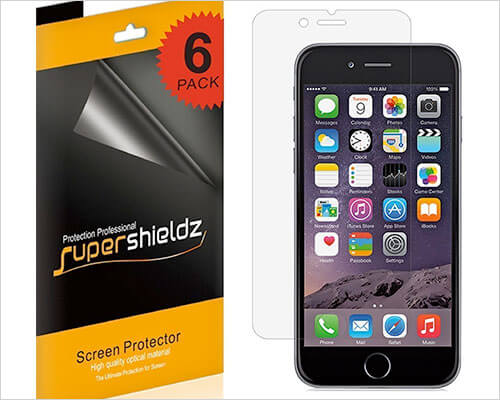 Supershieldz iPhone 6s Screen Protector