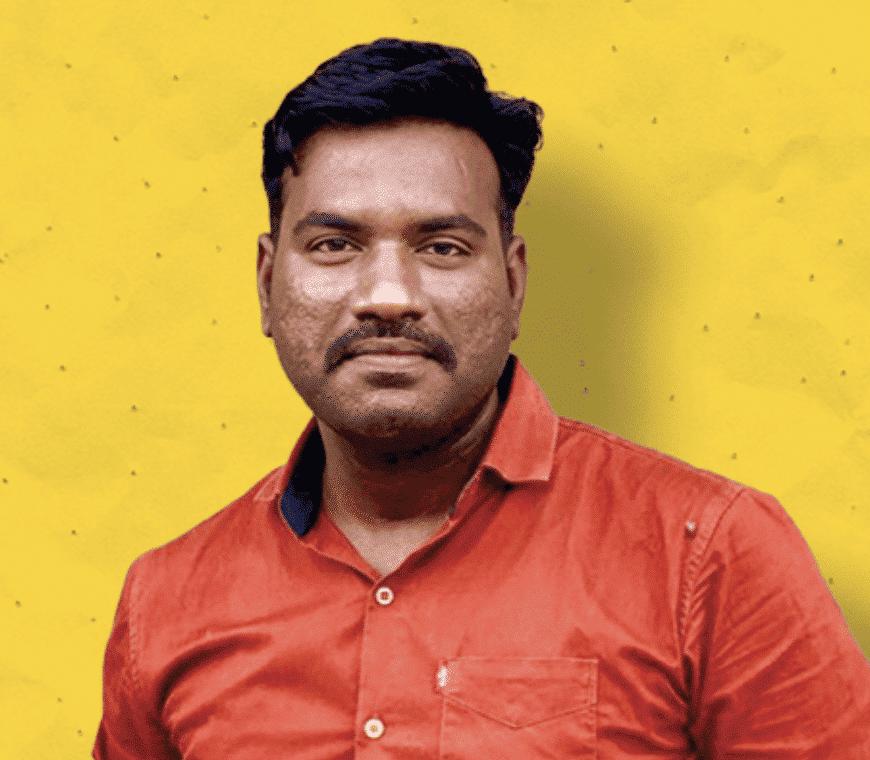 Suraj Padmasali – Digital Marketing Head