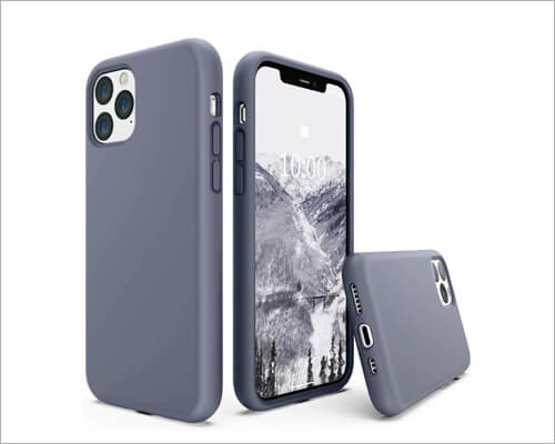 Surphy Liquid Silicone Case for iPhone 11 Pro