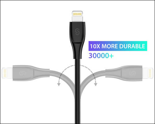 Syncwire Lightning Cable Built-Up