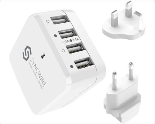 Syncwire Universal Travel Adapter