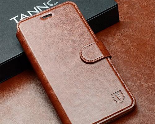 TANNC iPhone 8 Plus Folio Case