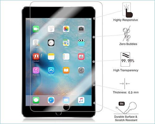 TANTEK iPad Pro 10.5-inch Screen Protector