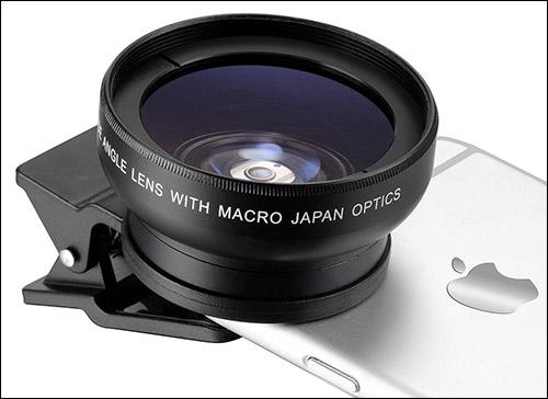 TECHO iPhone 6-6s Camera Lens