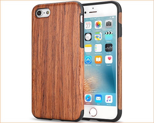 TENDLIN Wooden Case for iPhone 6-6s