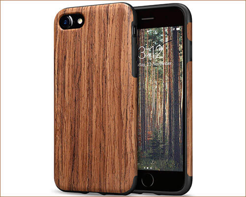 TENDLIN iPhone 7 Wooden Case