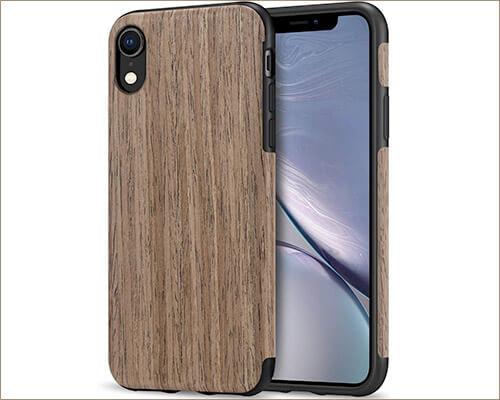 TENDLIN iPhone XR Wooden Case
