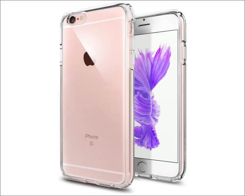 TENOC iPhone 6 clear case