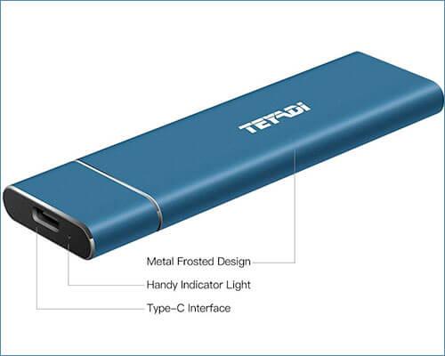 TEYADI External SSD for Mac