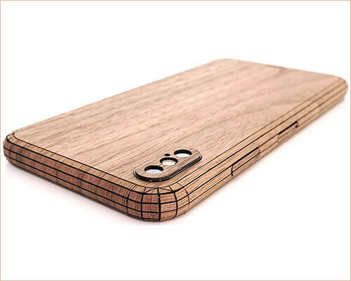 TOAST Real Wood iPhone X Case