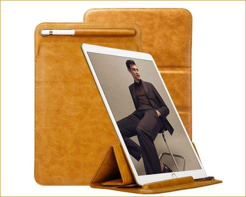 TOOVREN Sleeve for 10.5 inch iPad Air
