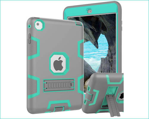 TOPSKY iPad Mini 5 Kickstand Case